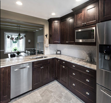 Transitional & Quality Kitchen Cabinets for Less | Cabinet \u0026 Floor DIRECT kurilladesign.com