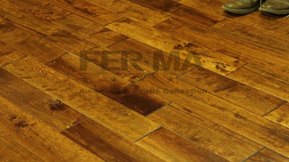 Pacific Maple - Golden Brown | Cabinet & Floor DIRECT