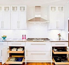 Organize Your Kitchen Cabinets & Drawers